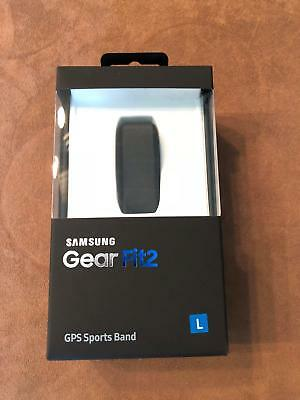 Samsung Gear Fit 2 Retail Box Packaging Large (watch not included)