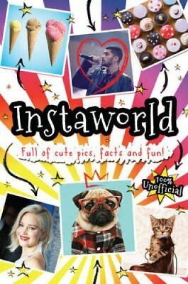 Instaworld! by Scholastic 9781407179605 (Paperback, 2017)