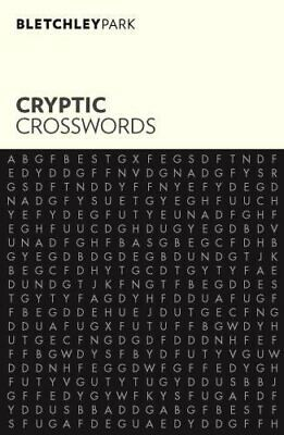 Cryptic Crosswords (Bletchley Park) by Arcturus Publishing Book The Cheap Fast