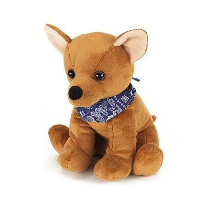 Warmies Cozy Chico The Chihuahua Pets Heatable Dogs Microwaveable Soft Animal