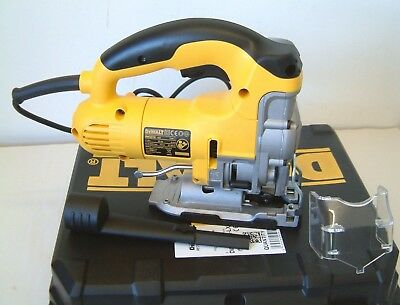 DeWALT DW331K Heavy Duty Top Handle Jigsaw 240v