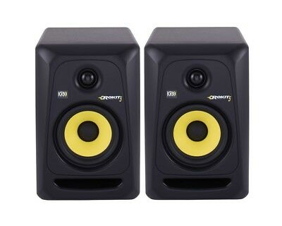 KRK RP-5 G3 RP5 G3 ROKIT COPPIA Monitor Professionali per Studio Dj Producer NEW