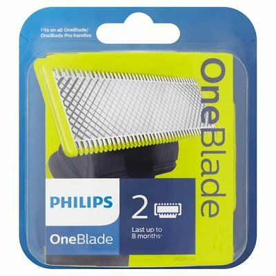 Genuine and brand new PHILIPS OneBlade / One Blade 2 Replacement Cartridges !