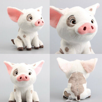 AU STOCK 22cm Moana Pet Pig Pua Stuffed Animals Cute Cartoon Plush Toy Doll Soft