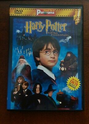 Dvd - Harry Potter E La Pietra Filosofale