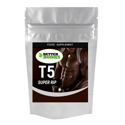 T5 Super Rip VERY STRONG Weight Loss Tablets Diet Pill Slimming Pills Capsules