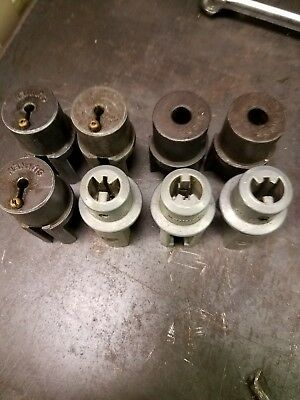 Sunnen mandrel adapters. 8 pieces