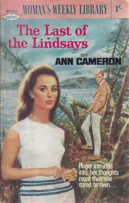 The Last of the Lindsays No. 254 Womans Weekly - Ann Cameron - Acceptable - P...