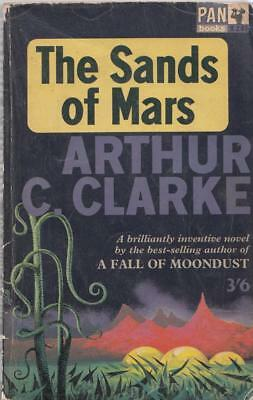 The Sands Of Mars - Arthur C Clarke - Pan - Acceptable - Paperback