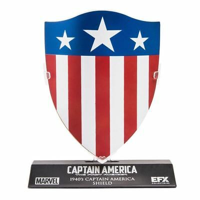 Marvel Captain America 1940s 1:6 Scaled Shield