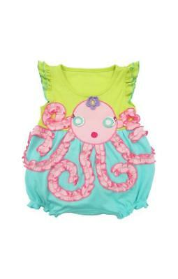 NWT Lemon Loves Layette Octopus Bubble