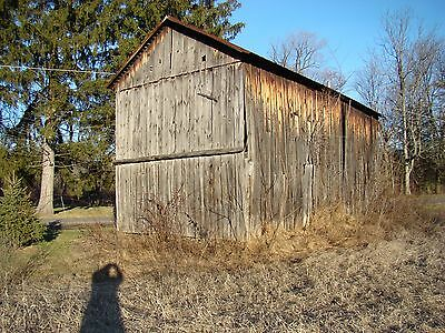 Old Barn for Sale Entire Building