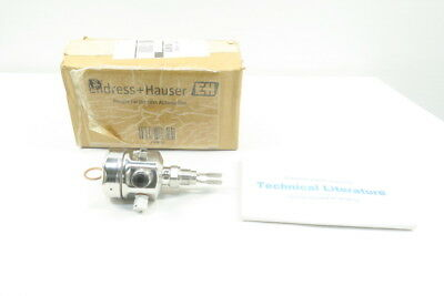 New Endress Hauser Ftl50-Sgq2Aa6E6A Liquiphant Level Sensor Switch D584072
