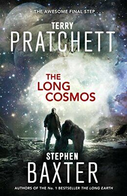 The Long Cosmos (Long Earth 5) by Baxter, Stephen Book The Cheap Fast Free Post