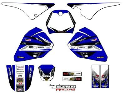 1990-2018 Yamaha Pw 80 Graphics Kit Decals Stickers All Years Deco Pw80 Mx