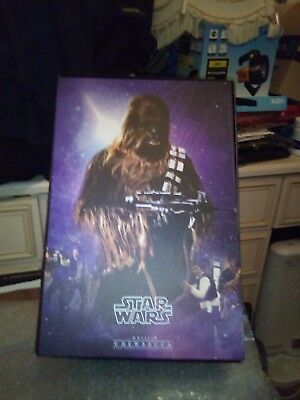 Hot Toys Star Wars 1.6 Scale Chewbacca figure