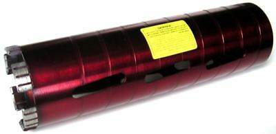 "4"" Dry Diamond Core Drill Bit for Concrete Masonry 5/8""-11 Threads"
