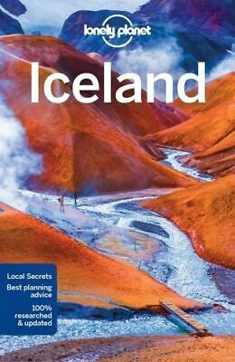 NEW Iceland By Lonely Planet Travel Guide Paperback Free Shipping