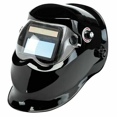 Draper Tools Welding and Grinding Functioned Protective Helmet Mask Black 34347