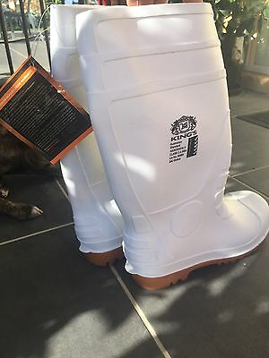 Kings by Oliver Work Safety Gumboots - Waterproof, Steel Toe, Rubber Sole 10100