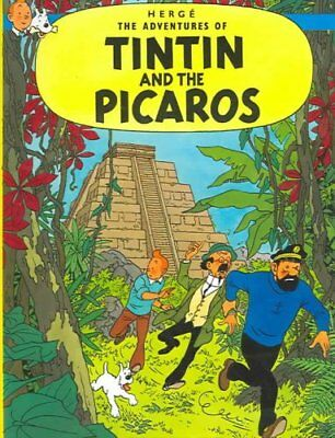 Tintin and the Picaros by Herge 9781405206358 (Paperback, 2002)