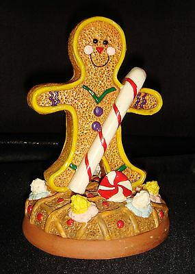 Cookie Mold Press Christmas Gingerbread Man Holiday Baking