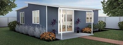Fully Insulated Flat Pack Kit Home Granny Flat, Cabin, Teenage Retreat, Office