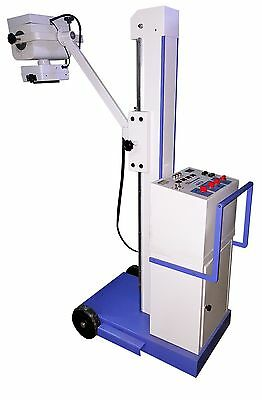 Mobile X-Ray machine (Line Frequency) human and X-Ray veterinary 100 mA 100 KV