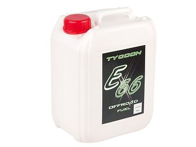 Tycoon Bio Fuel 25% OffRoad # 5 Liter E66 RC Sprit RTR Buggy Nitro