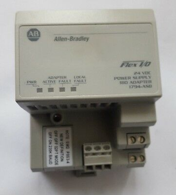 ALLEN BRADLEY 1794-ASB SER E POWER SUPPLY 96404880 A01 H (RS3.3b5)