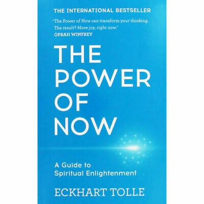Tolle, Eckhart : The Power of Now: A Guide to Spiritual E