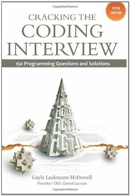Cracking the Coding Interview: 150 Programming Que