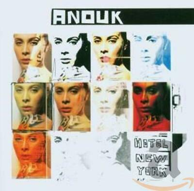 Anouk - Hotel New York - Anouk CD 8GVG The Cheap Fast Free Post The Cheap Fast
