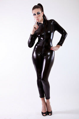 Catsuit Overall Gothic  Lack/Latex look! Nr.123