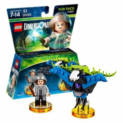 New Lego Dimensions Tina Goldstein Fun Pack Fantastic Beasts Official
