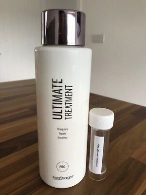 Kerastraight KS Ultimate Keratin Treatment 50ml And Hair Cap