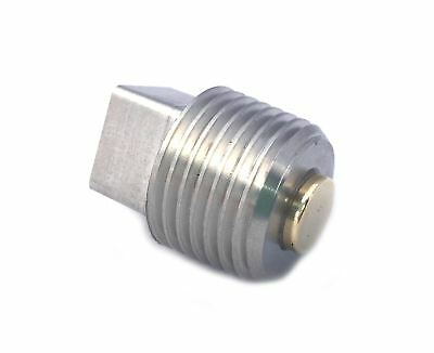 "Gold Plug Magnetic Sump Drain Plug 1/2"" NPT Thread (IP-04X)"