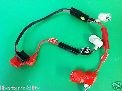 Battery Wiring Harness Invacare Pronto M51 Sure Step Power Wheelchair  #5831