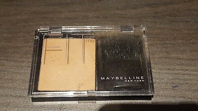 Maybelline Fit Me Blush Light Peach Tester