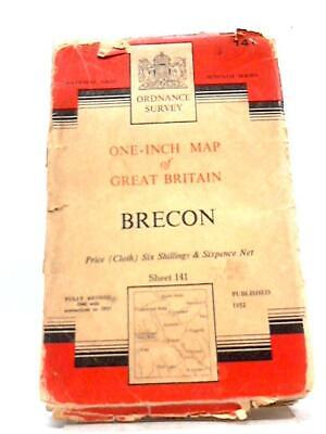 One-inch Map of Great Britain Sheet 141 Brecon Book (Anon - 1959) (ID:25225)