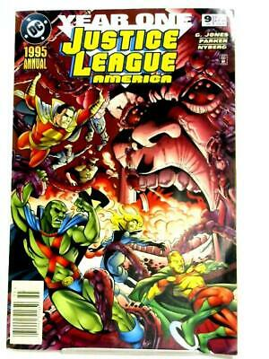 Year One Justice League America Book (G Jones, Parker and Nyberg) (ID:34807)