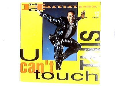 U Can't Touch This 12in Vinyl (MC Hammer - 1990) 12CL 578 (ID:15094)