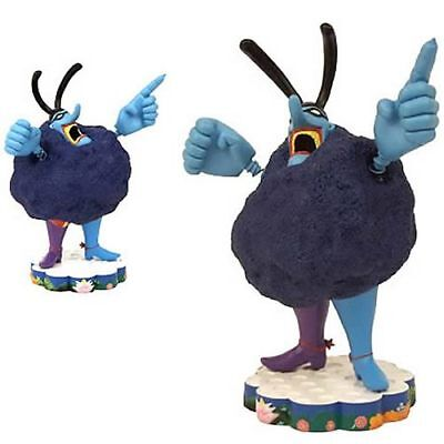 The Beatles Blue Meanie Shakems Bobble Statue By Factory Entertainment