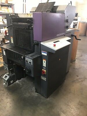 1999 Heidelberg QM 46-2 Printmaster Press