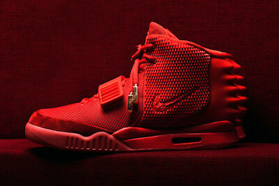f773c86f DEADSTOCK - NIKE - Air Yeezy 2 - Red October - Kanye West ...