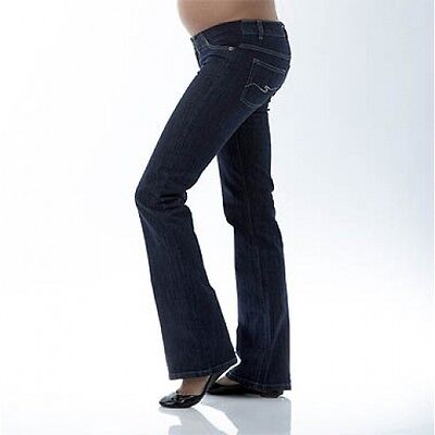 Seraphine Tony Boot Cut Long Leg Maternity Jeans. Quality that will last