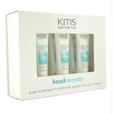 KMS Head Remedy Scalp Treatment, Calms Itch Moisturizes, SIX Bottles .50oz each