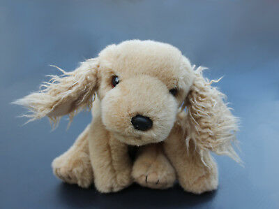 f63081078b7 BEANIE BABY PLUSH Toy Cocker Spaniel Doggie Medium Stuffed Animal ...