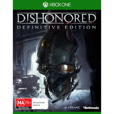 Dishonored Definitive Edition - Xbox One - BRAND NEW
