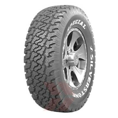 NEW SILVERSTONE Tyre AT 117 SPECIAL OWL 265/70R16 112S  TL